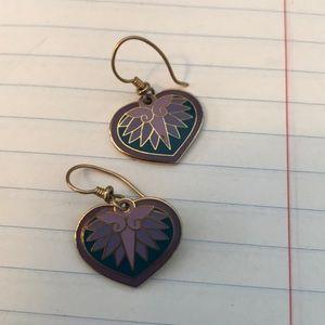 Beautiful Laurel Burch earrings